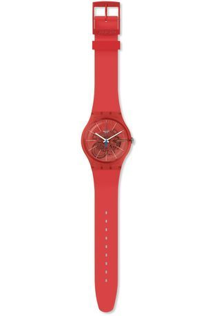 Montre Montre Femme, Homme Bloody Orange SUOO105 - Swatch - Vue 1