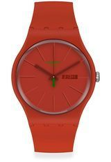 Montre Montre Femme, Homme Redvremya SO29R700 - Swatch