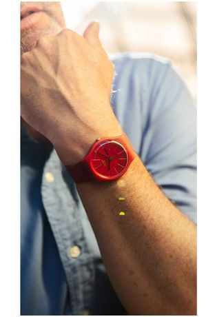 Montre Montre Femme, Homme Redvremya SO29R700 - Swatch - Vue 2