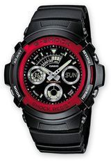 Montre Montre Homme AW-591-4AER - G-Shock