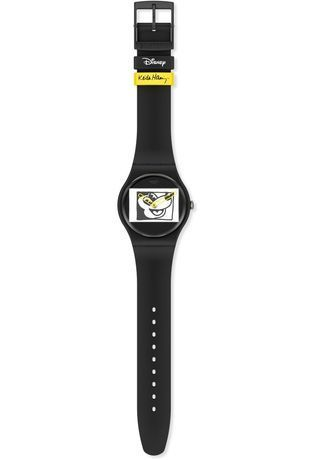 Montre Montre Femme, Homme Keith Haring SUOZ337 - Swatch - Vue 1