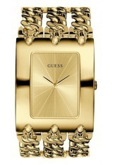 Acheter Montre Gold Heavy Metal - Guess