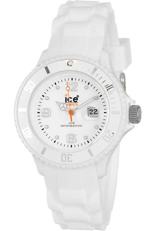 57ef4d932f7a5 Montre Ice-Watch Ice-Forever - White - Unisex 000134 Blanc | Montres ...