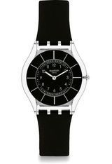 Montre Montre Femme Black Classiness SFK361 - Swatch