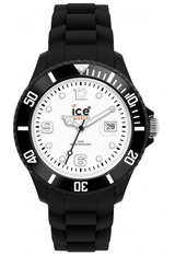 Montre Ice White Black White Small SI.BW.S.S.10 - Ice-Watch