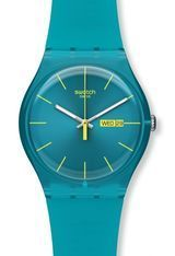 Montre Turquoise Rebel SUOL700 - Swatch