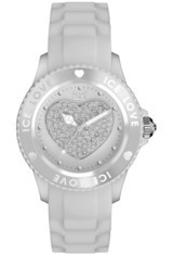 Montre Ice-Love White Big LO.WE.B.S.10 - Ice-Watch