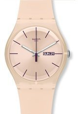 Acheter Montre Rose Rebel - Swatch