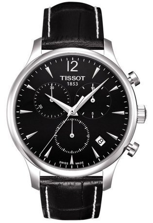 Montre Tradition Chrono T0636171605700 - Tissot - Vue 0