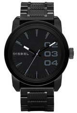 Montre Double Down Black DZ1371 - Diesel