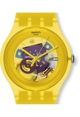 Acheter Montre Yellow lacquered - Swatch