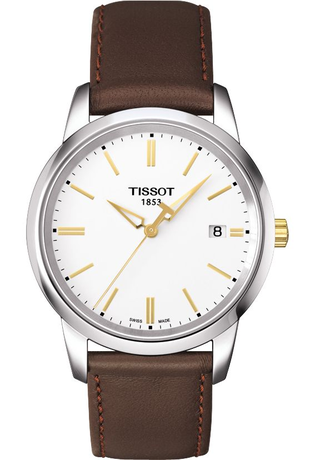 Montre Classic Dream  T0334102601101 - Tissot - Vue 0