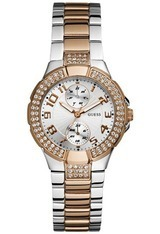 Montre Mini Prism Two Tone Rose Gold W15072L2 - Guess