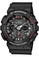 Montre G-Shock GA-120-1AER - Casio