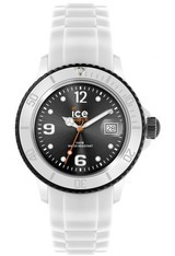 Montre Ice-White Black Small SI.WK.S.S.11 - Ice-Watch