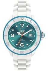 Acheter Montre Ice-White Turquoise Small - Ice-Watch