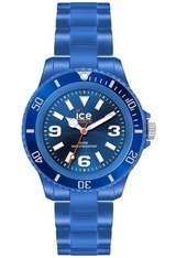 Montre Ice-Solid Bleu Small SD.BE.S.P.12 - Ice-Watch