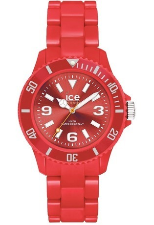 Montre Montre Femme, Homme Ice-Solid Rouge Unisex 000628 - Ice-Watch - Vue 0