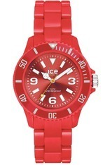 Montre Montre Femme, Homme Ice-Solid Rouge Unisex 000628 - Ice-Watch