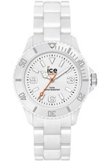 Montre Ice-Solid Blanc Small SD.WE.S.P.12 - Ice-Watch