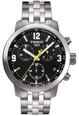 Montre PRC 200 Quartz Chrono T0554171105700 - Tissot