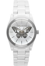 Montre New Art - Butterfly - White ZV 050/BB - Zadig & Voltaire