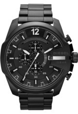 Montre Mega Chief - Full Black DZ4283 - Diesel