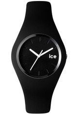 Montre Ice Black White Unisex ICE.BK.U.S.12  - Ice-Watch