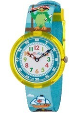 Montre Parrot of the Seas FBNP009 - Flik Flak